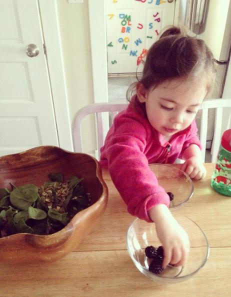 Help Me Make a Salad