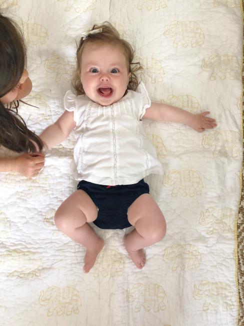Crazy Baby Lady