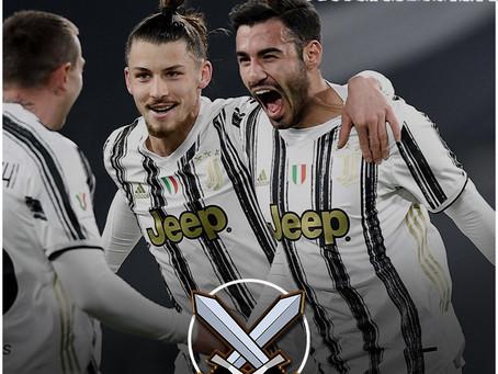 The battle plan for a Juventus win against Sampdoria