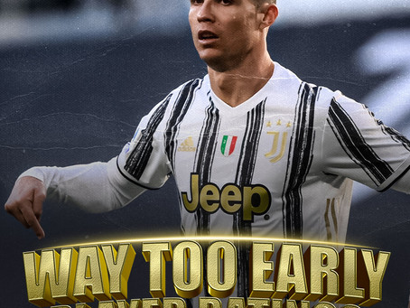 Way Too Early Player Ratings: Giornata 30 - Juventus v Genoa