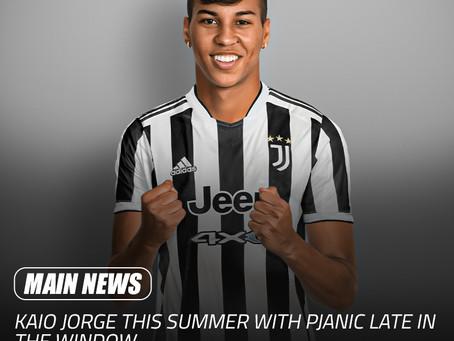 TRANSFER NEWS WEDNESDAY 28 JULY: KAIO JORGE - LOCATELLI - PJANIC IN THAT ORDER!