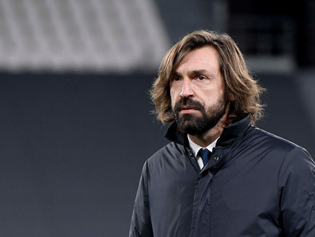 """Recap of Pirlo's press conference: """"There are still so many games left."""""""