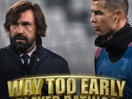 Way Too Early Player Ratings: Juventus v Hellas Verona