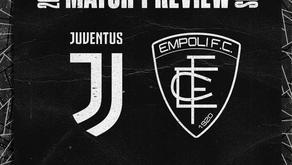 PRE MATCH: JUVENTUS VS EMPOLI