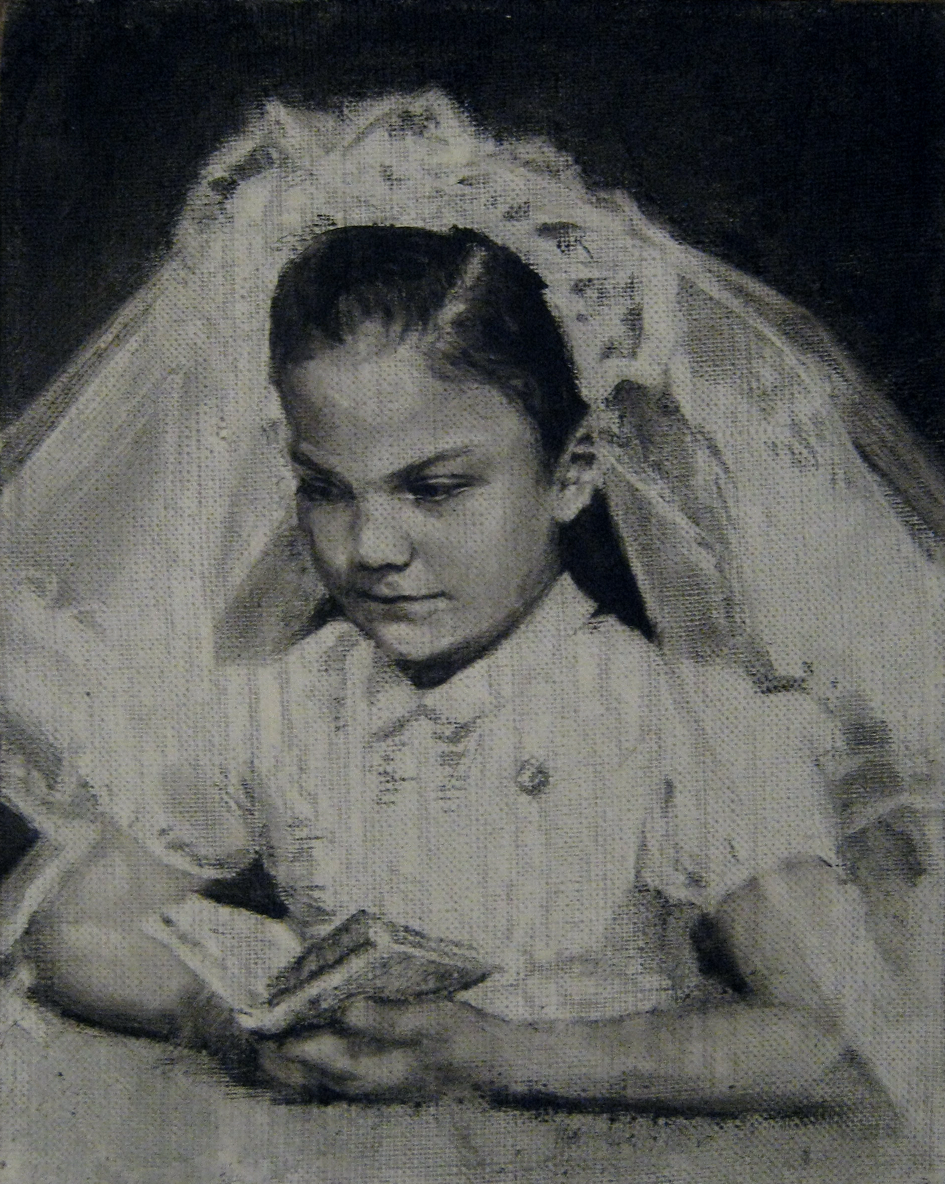 Mom's First Communion
