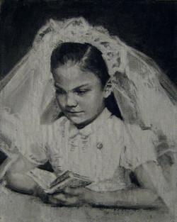 Mom's First Communion