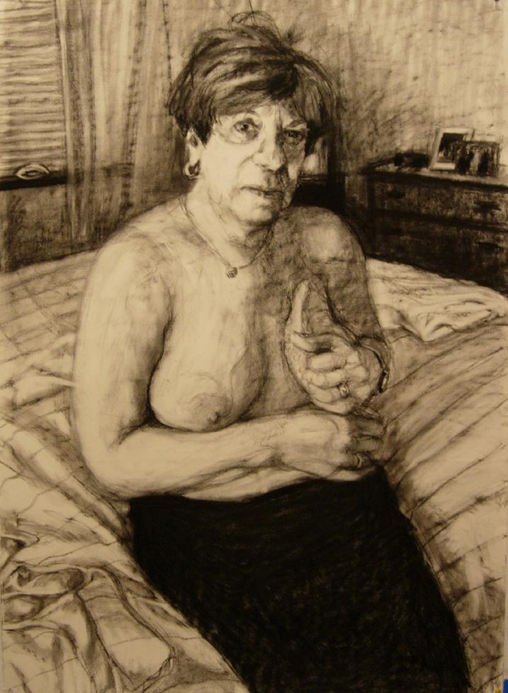 Carole drawing II