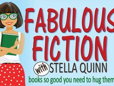 Fabulous Fiction with Stella Quinn & May 2021 guest Pamela Hart