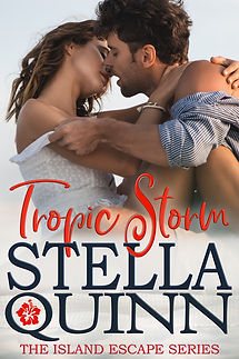 Tropic Storm ebook cover - 2020 version