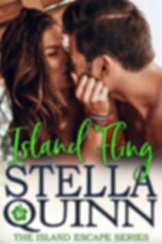 Island Fling ebook cover - 2020 version
