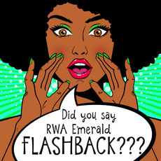 The RWA Emerald Award Diaries