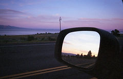 car mirror sunset.jpg