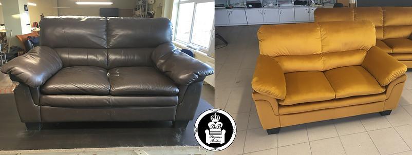 Alikante dvivietė sofa