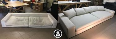 Suede 05 sofa