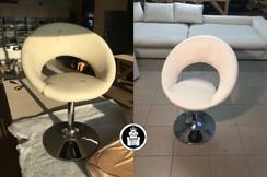Suede 05 kėdė