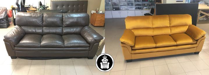 Alikante trivietė sofa
