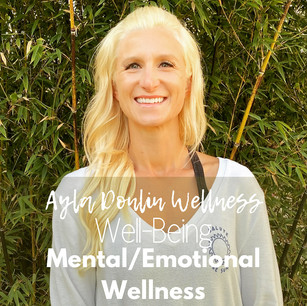 Three Strategies to Support Your Mental/Emotional Wellness