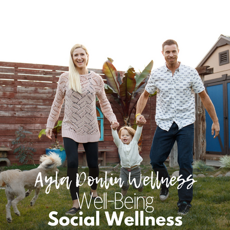Three Strategies to Support Your Social Wellness