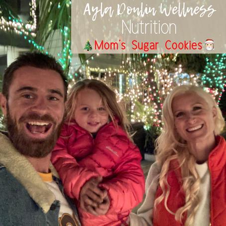 Mom's Sugar Cookies