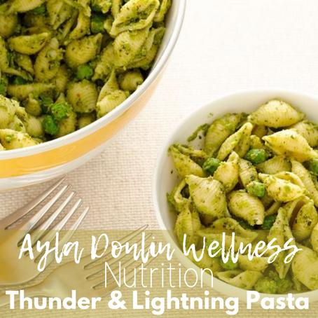 Thunder & Lightning Pasta
