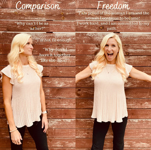 Get Free From the Comparison Trap