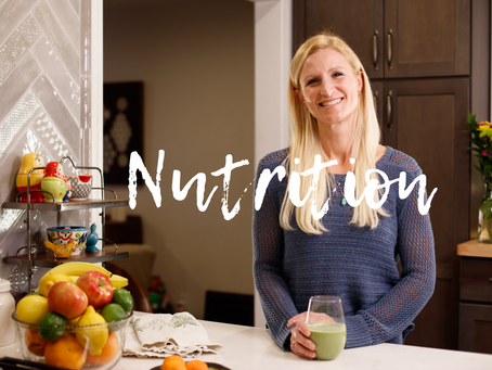 3 P's of Nutrition: Planning, Preparing, & Playing