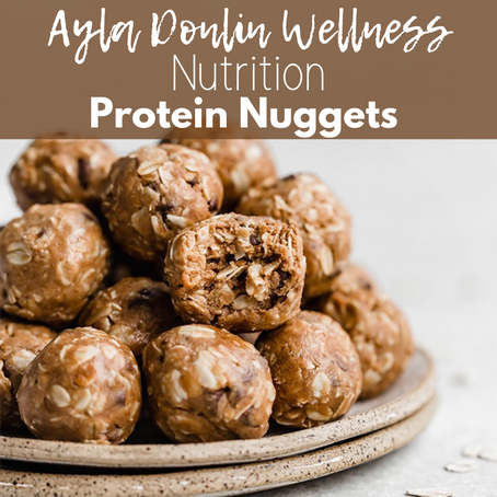 Protein Nuggets