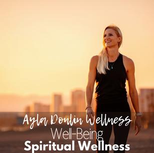 Three Strategies to Support Your Spiritual Wellness
