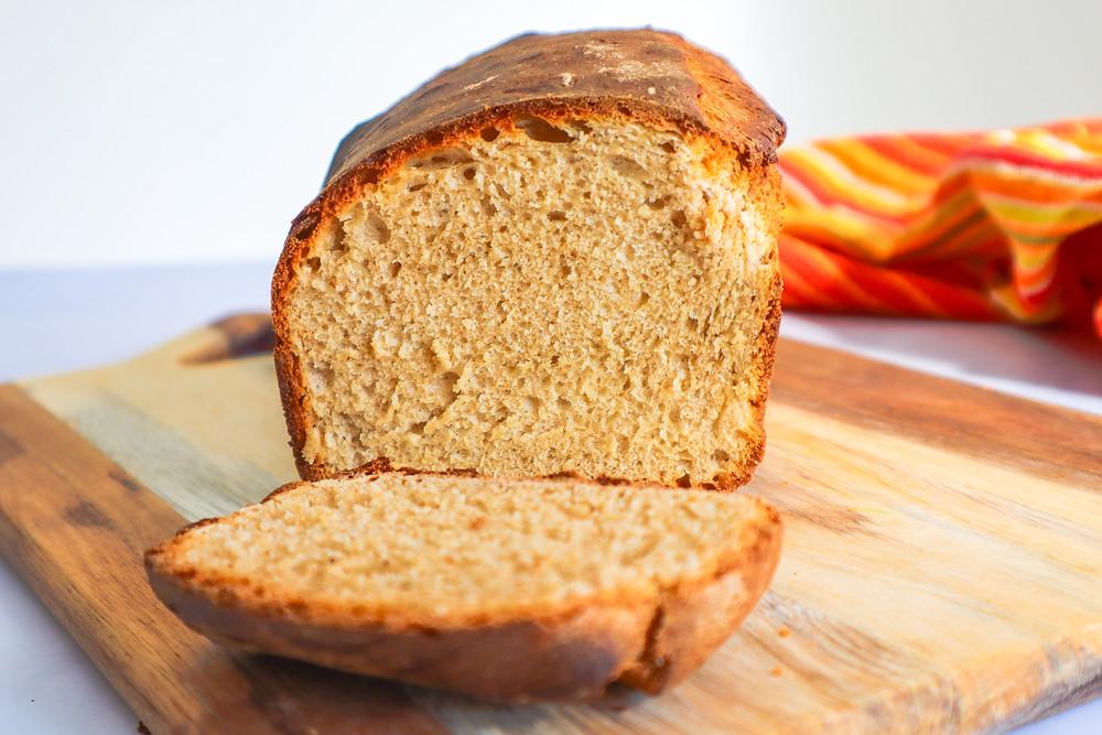 לחם כוסמין מלא קמח כוסמין מלא מתכון ללחם בריא מקמח כוסמין מלא