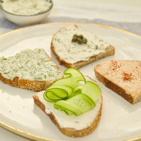 גבינת סויה לבנה