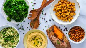 הכנה מראש - ארוחות צהריים מהצומח