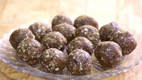 כדורי אנרגיה עוגיות ג׳ינג׳ר