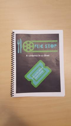 Flic Stop Menu Front