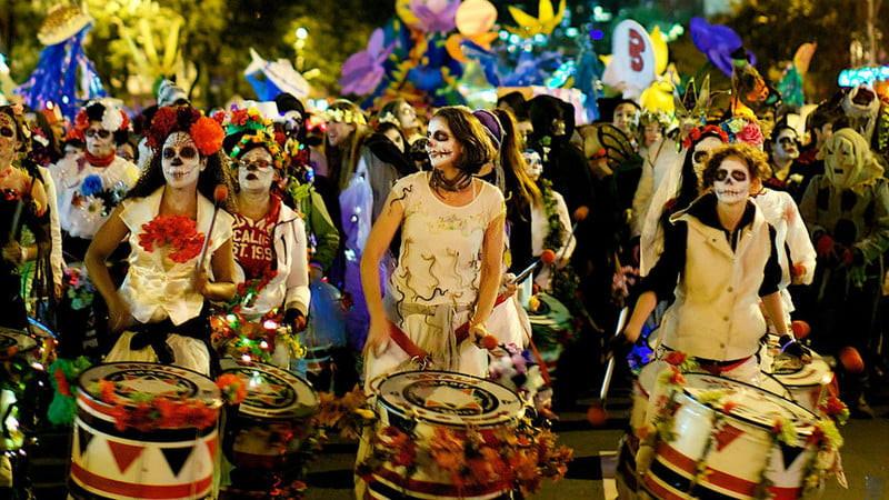 Night Parade Festival Songs