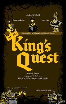King's Quest Poster