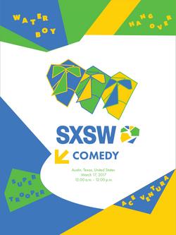 SXSW Comedy
