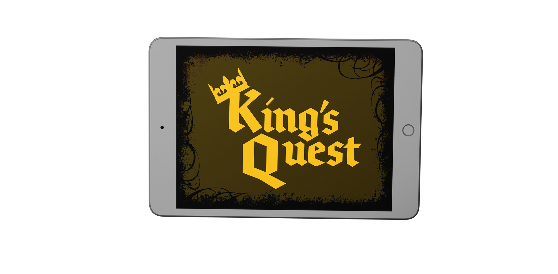 King's Quest Tablet Intro