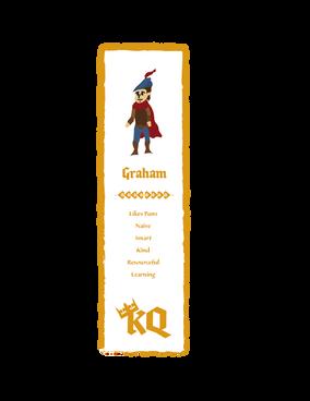 King's Quest Graham