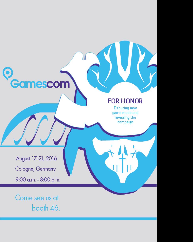Gamescom Poster