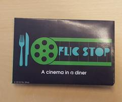 Flic Stop Gift Card Holder