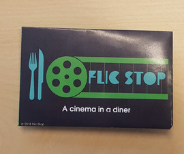 Flic Stop Gift Card Holder