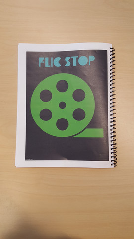 Flic Stop Menu Rear
