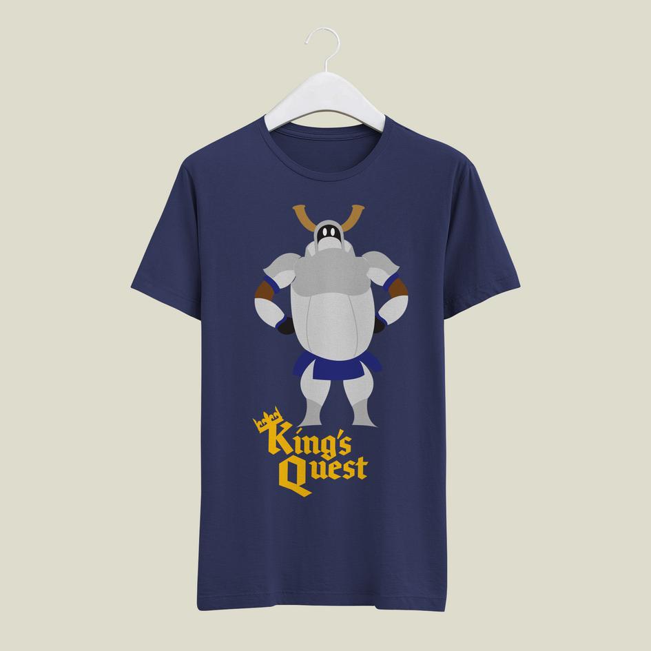 King's Quest Acorn T-Shirt
