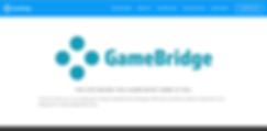 GameBridge Website