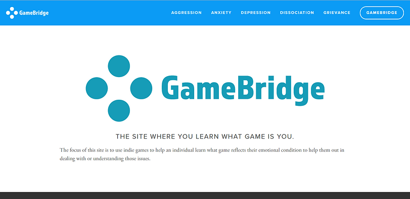 GameBridge Website