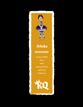 King's Quest Achaka
