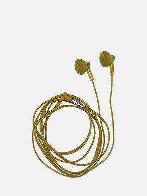ouro fone de ouvido