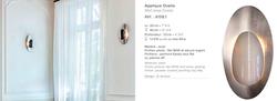 Ovalia Wall Lamp-Artet