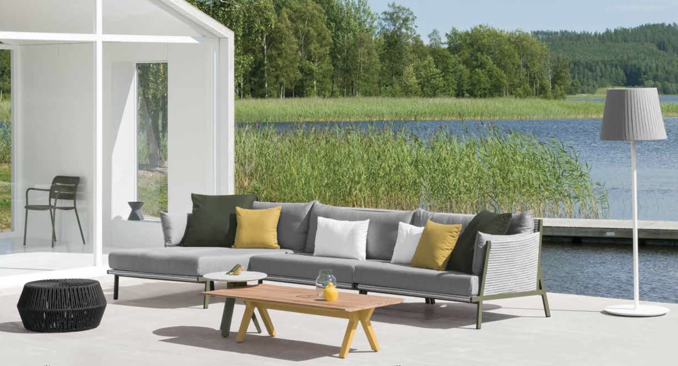 Viaqes Sofa outdoor-Kett