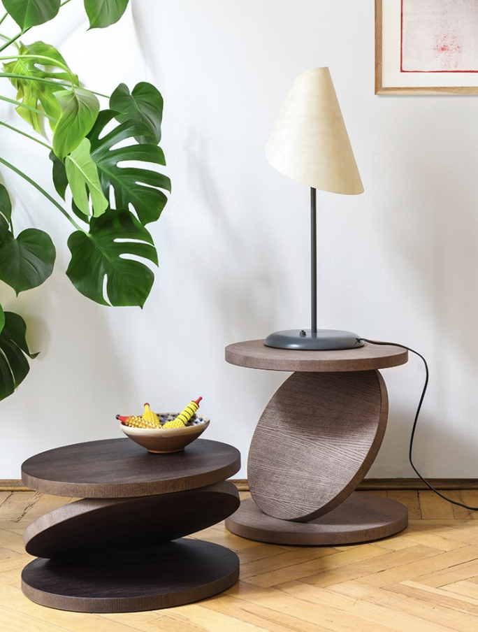 Match Side Table-Baleri